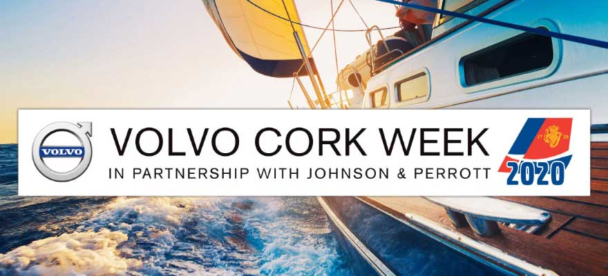 Volvo Cork Week Launch