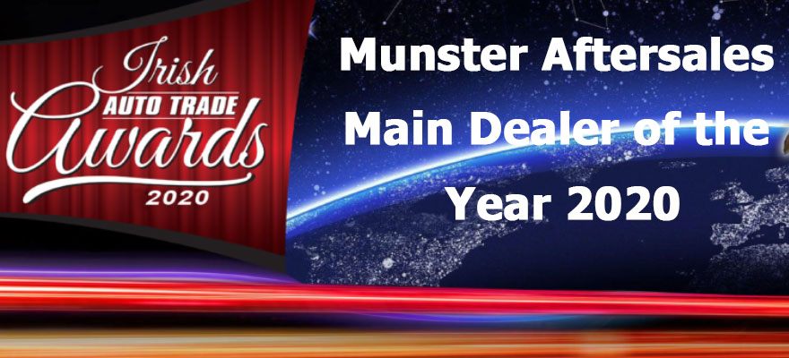 Munster Aftersales Dealer of the Year