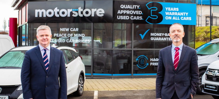 MotorStore Expands across Cork