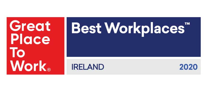 Best Place To Work Award 2020