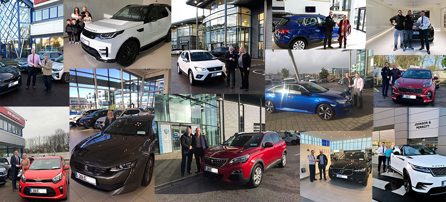201 - New Car Deliveries