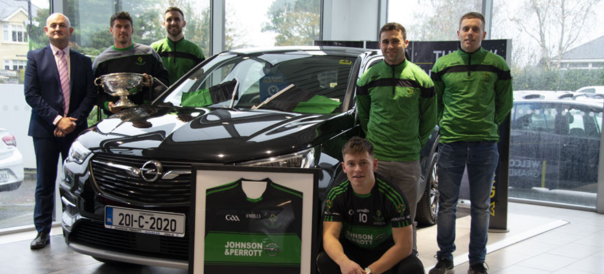Proud Sponsors of Nemo Rangers