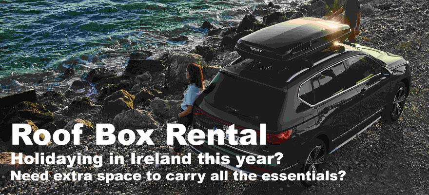 Roof Box Rental from SEAT